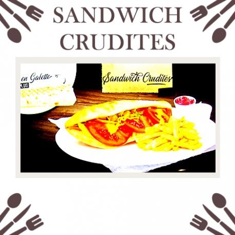 SANDWICHE CRUDITES