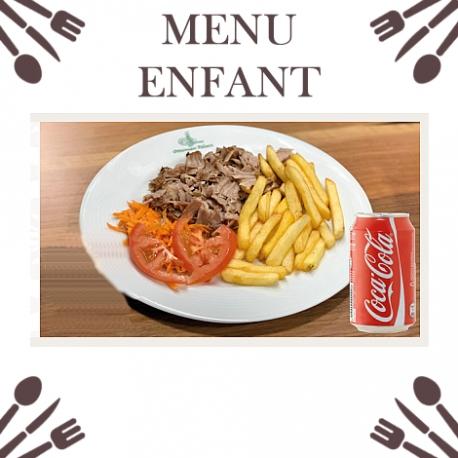Kebab Rouen Restaurant Rouen Petit-Quevilly 76140 MENU ENFANT