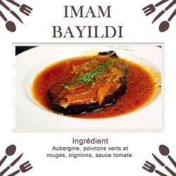 Kebab Rouen Restaurant Rouen Petit-Quevilly 76140 IMAM BAYILDI