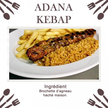 Kebab Rouen Restaurant Rouen Petit-Quevilly 76140 ADANA KEBAB