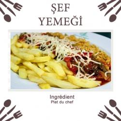 Kebab Rouen Restaurant Rouen Petit-Quevilly 76140 SEF YEMEGI
