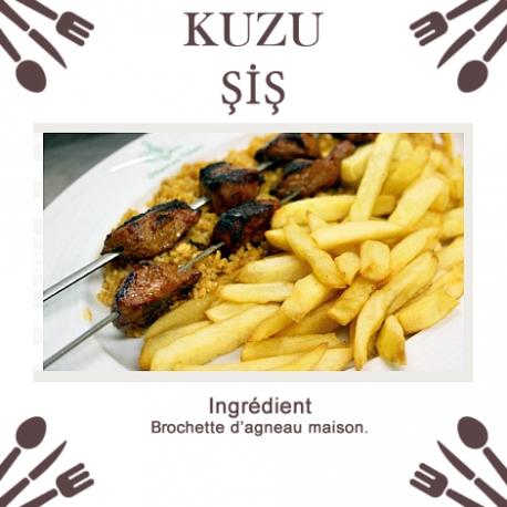 Kebab Rouen Restaurant Rouen Petit-Quevilly 76140 KUZU SIS